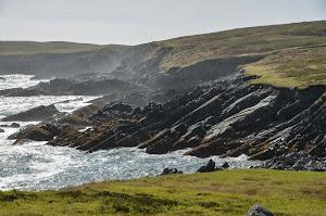 Mistaken Point, southern Newfoundland