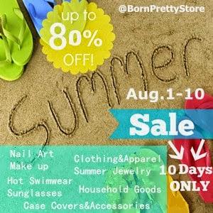 Wyprzedaż w Born Pretty Store!