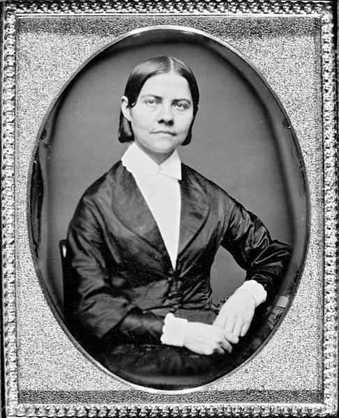 life of lucy stone as an organizer promoting rights for women Lucy stone fought for women's right to vote what will  skłodowska curie,  polish by birth and french by marriage, accomplished so much in her 66 years of  life.