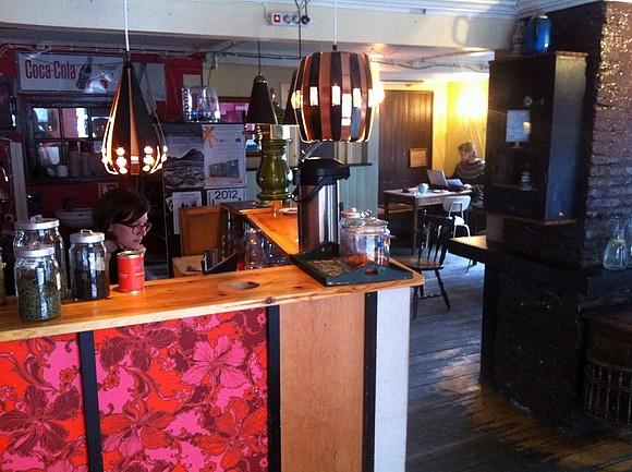 Cafeteria Hemmi og Valdi, Reykjavik, Islandia