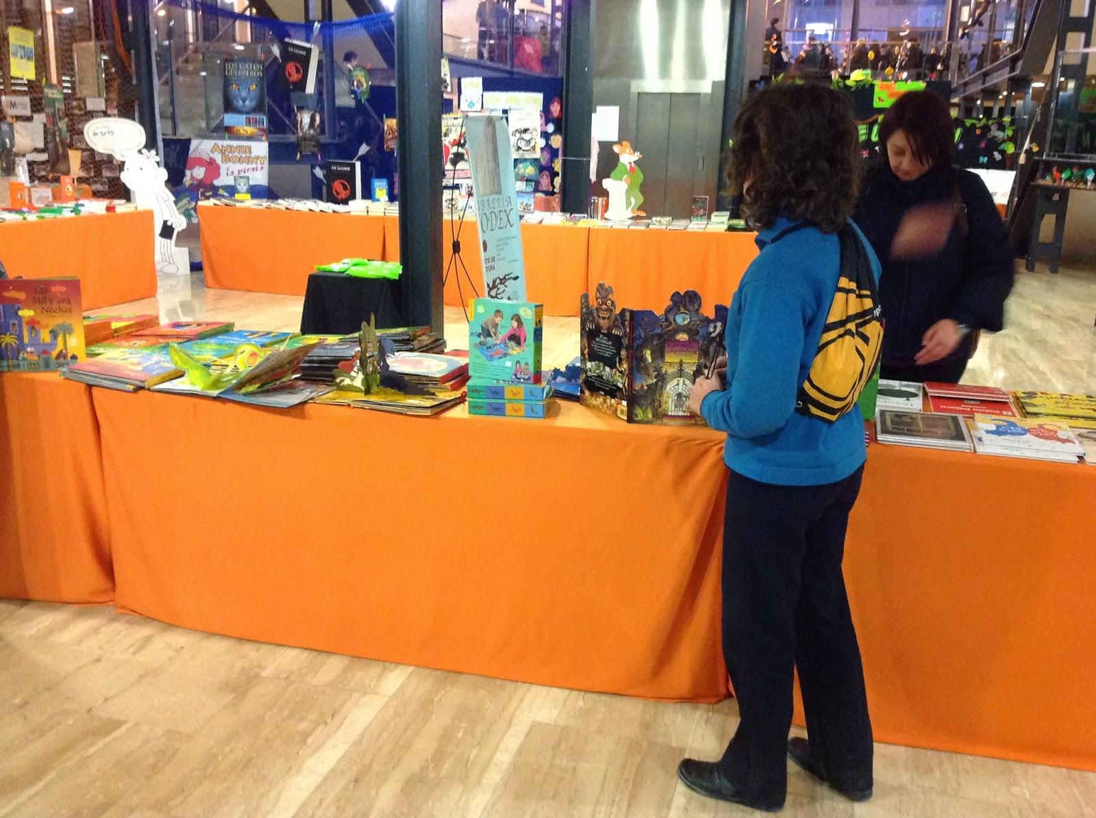 """VII Salón del Libro Infantil y Juvenil """"Ciudad de Orihuela"""" libreria codex"""