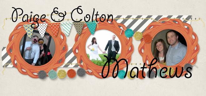 Paige & Colton