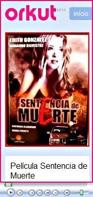 Película Sentencia de Muerte-Edith González