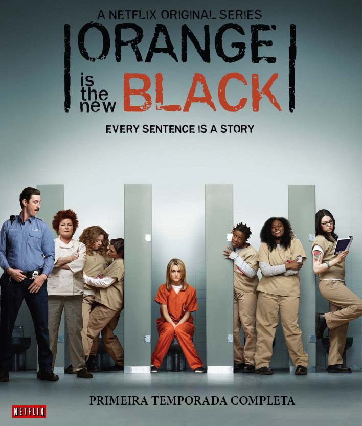 Orange Is the New Black 1ª Temporada Torrent - BluRay 720p Dual Áudio (2013)