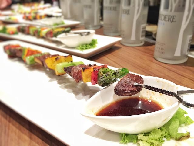 En Grill & Bar - Wagyu Yasai Stick
