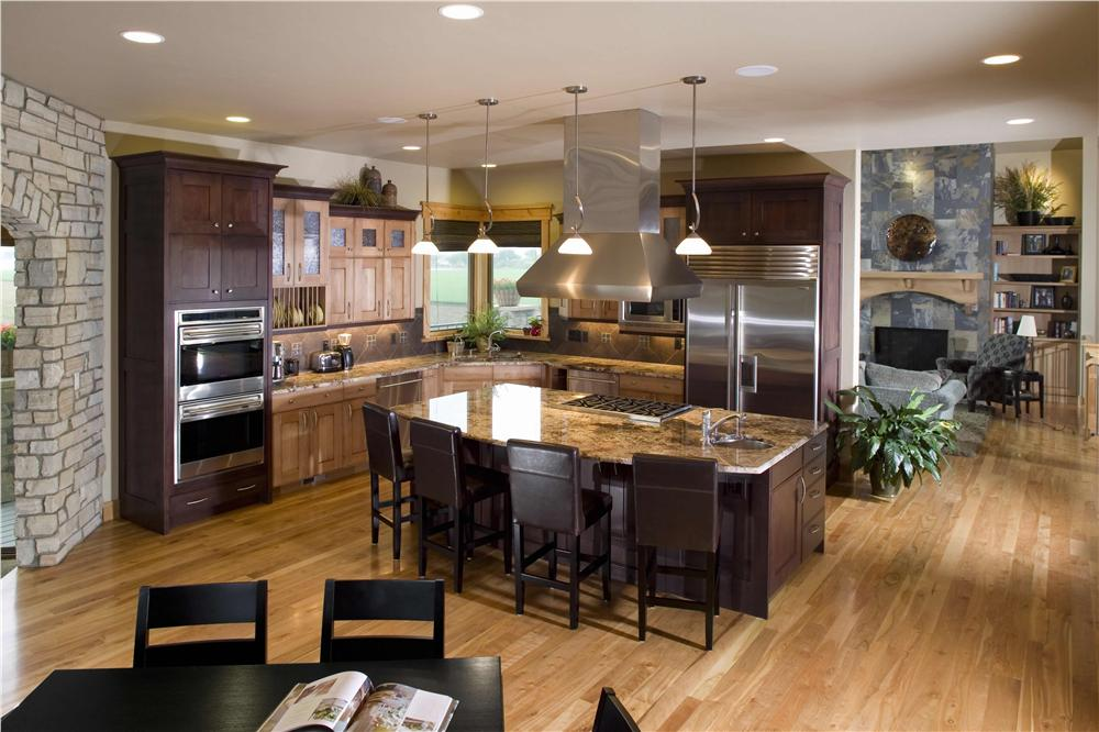 New Home Interior Design Kitchens