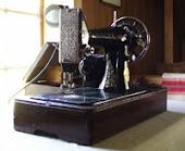 Min første symaskin!
