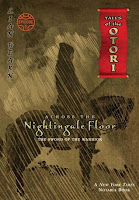 Cover of Across the Nightingale Floor: The Sword of the Warrior by Lian Hearn