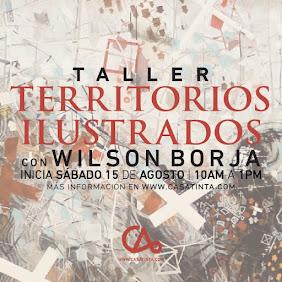 TALLER de TERRITORIOS ILUSTRADOS