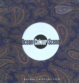 OCEAN COLOUR SCENE - (1996) The circle (single) 2