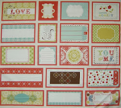 quiltlabels van Odds and Ends