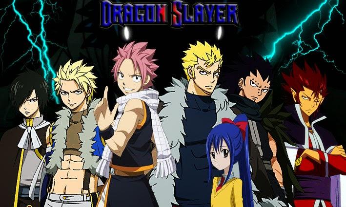 Perbedaan Dragon Slayer Generasi Pertama, Kedua, dan Ketiga