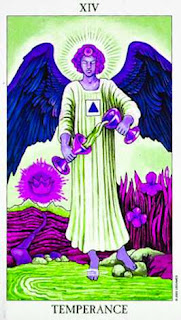 temperance tarot reading sagittarius july 2015