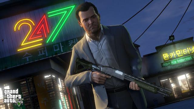 GTA 5 Görüntü
