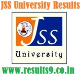 JSS University M.Phil,MBA Hospital Administration Exam Results 2013