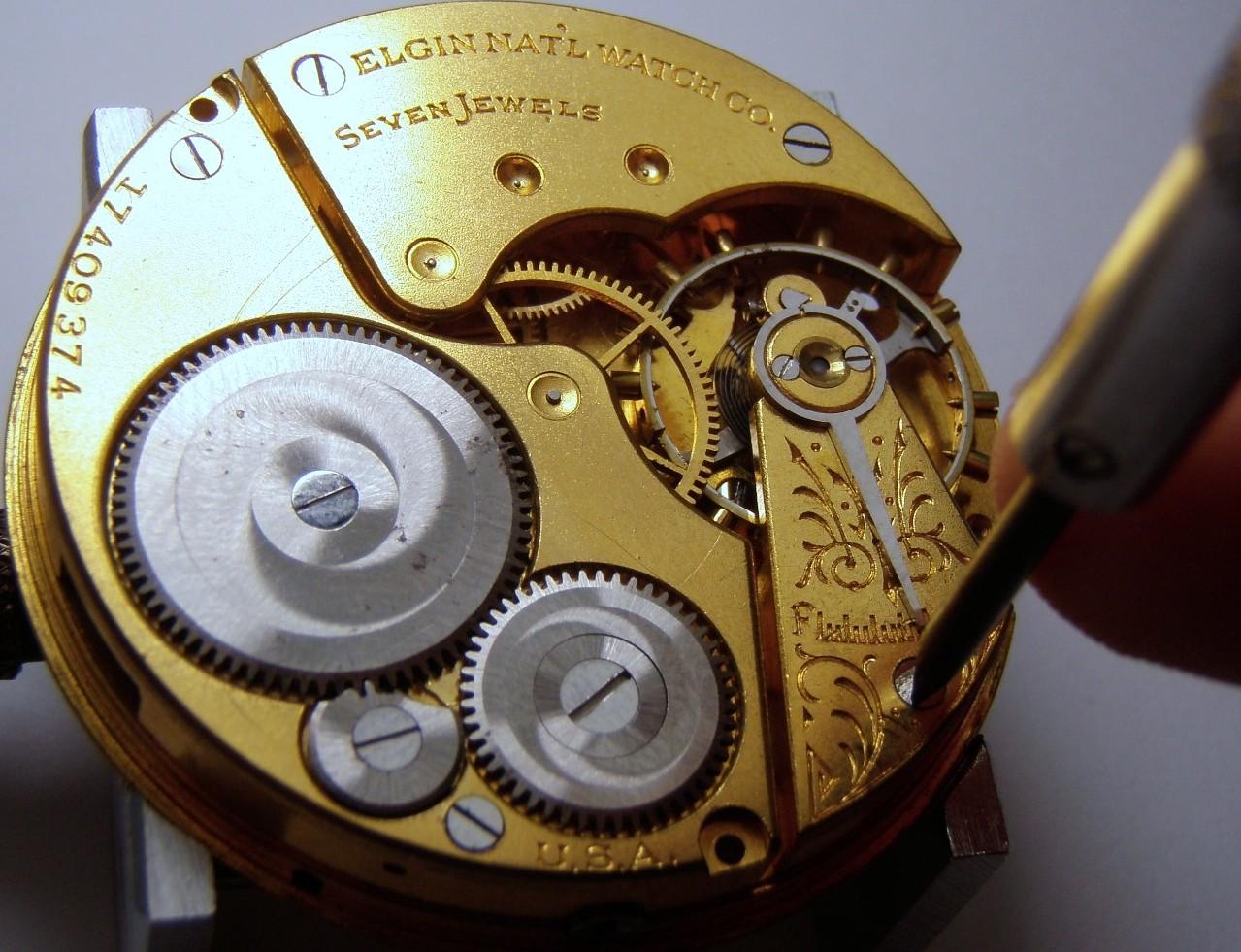 Реставрация наручных часов своими руками новое покрытие