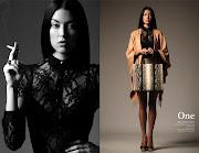 Model: Rebecca Mir / Germanys Next Topmodel / OneEins