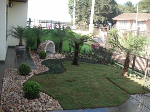 fotos jardim paisagismo:Paisagismo Casa.com