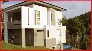 Membangun Rumah Di Tanah Berkontur
