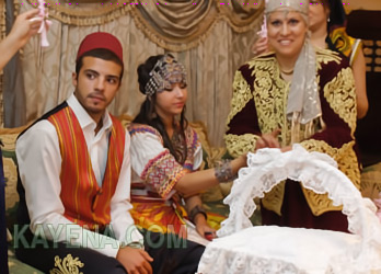 marriage and dating traditions in algeria