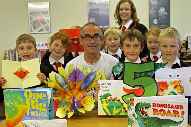 paul_stickland, author_events, pop_up_workshops, pop_up_books