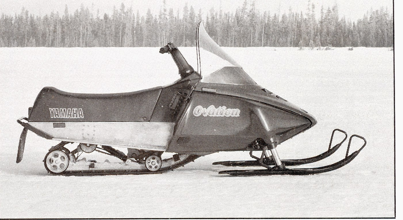 1989 Yamaha Phazer