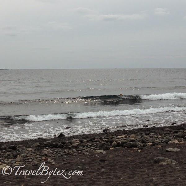 Samyang Black Sand Beach (삼양 검은모래해변)