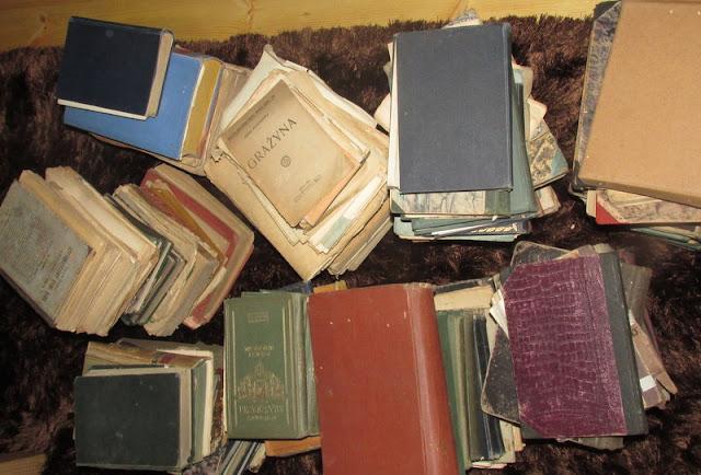 Teść, nasz kominek i karton pełen książek, czyli o szczęściu absolutnym!