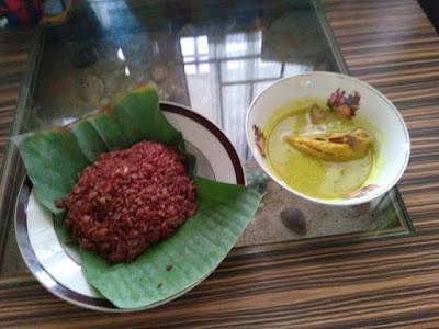 Warung makan organik dua rizky Ungaran