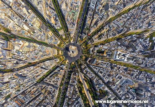Arco del Triunfo, París, Francia