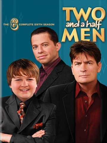 Two and a Half Men 6ª Temporada Dublado Completo