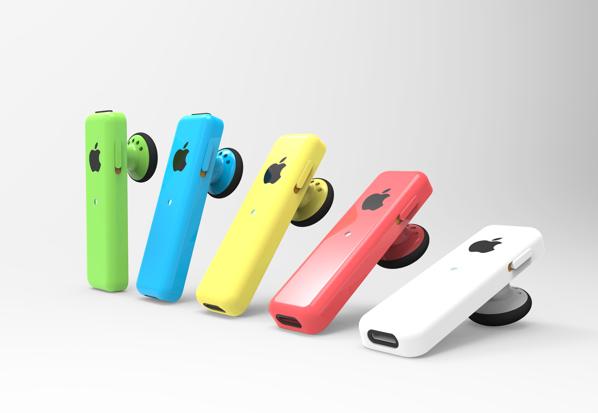 Tai nghe bluetooth phong cách iPhone 5C, ảnh 2