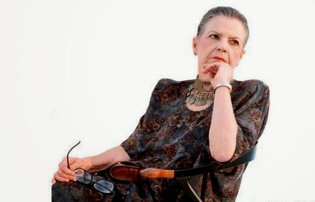 Ana Enriqueta Terán arriba a 97 años