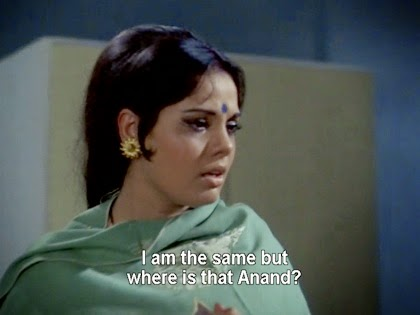I am the same but where is that Anand?