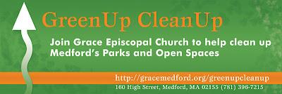 GreenUp CleanUp Banner