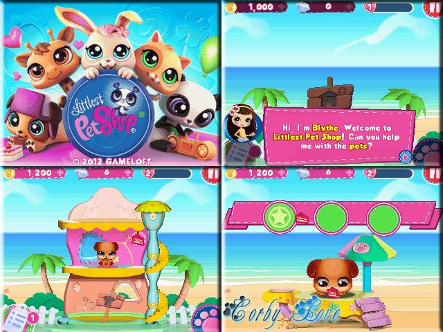 games pet shop