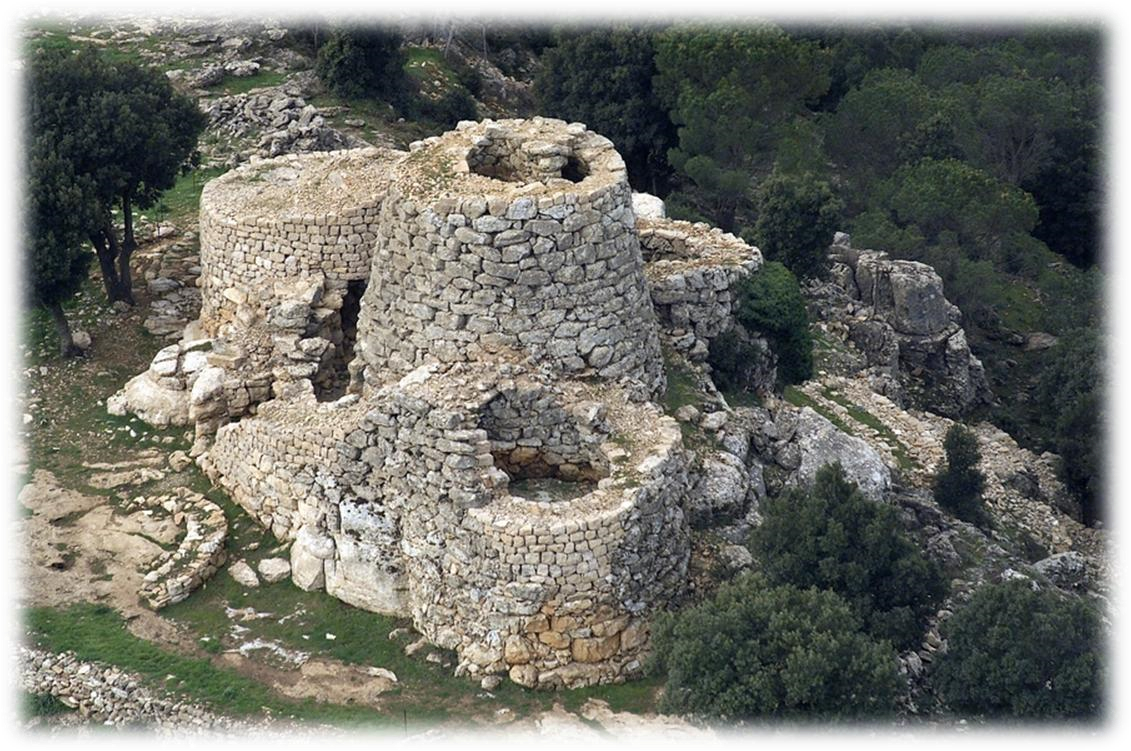 Sardegna 1500 a.c.