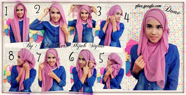 Hijab Tutoriels Simple et élégant