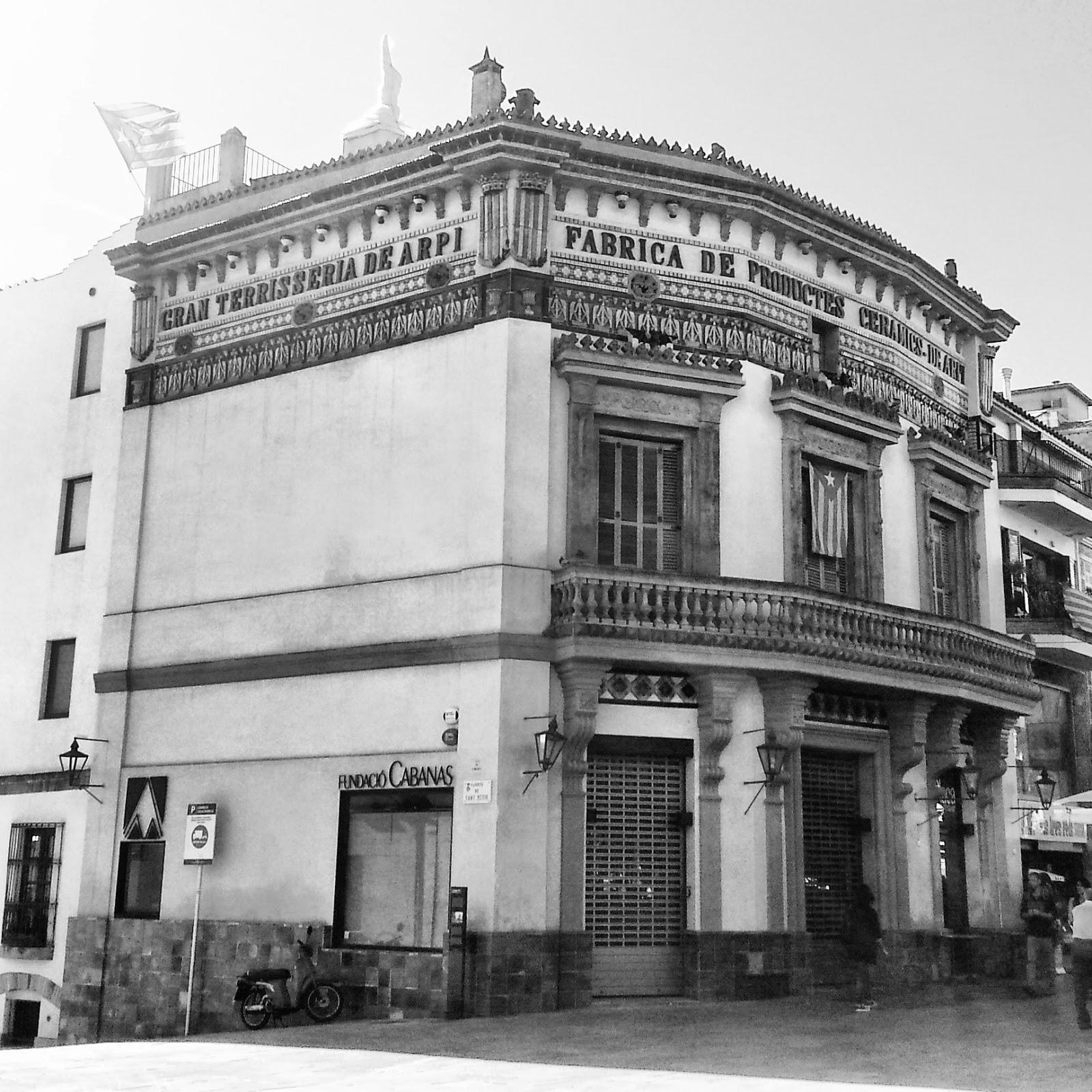 Terrisseria Arpí (Sant Cugat del Vallès)