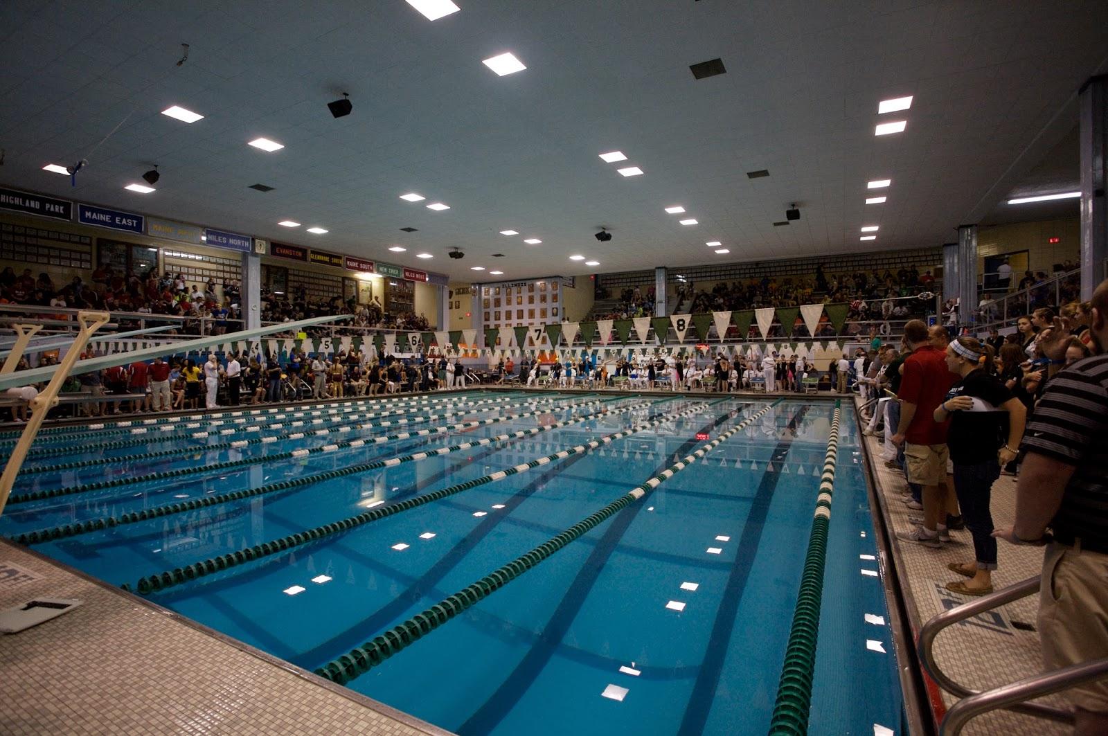 Mark Kodiak Ukena Ihsa Girls Swimming State Finals