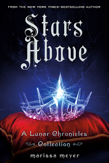 Cover of Stars Above by Marissa Meyer on Amber, the Blonde Writer