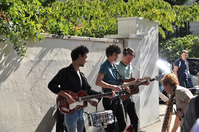 Portobello+Market+Notting+Hill+street+band