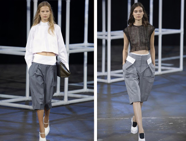 Alexander Wang @ New York Fashion Week SS14