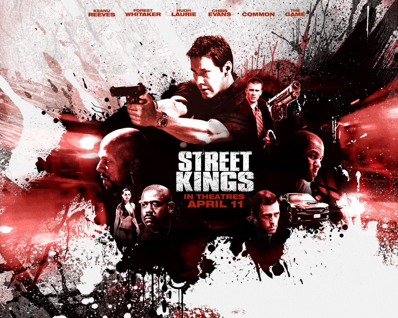 Review of movie street kings