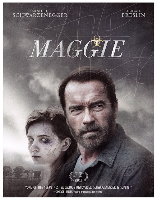 "Arnold Schwarznegger protagoniza ""Maggie"", película de Zombies."