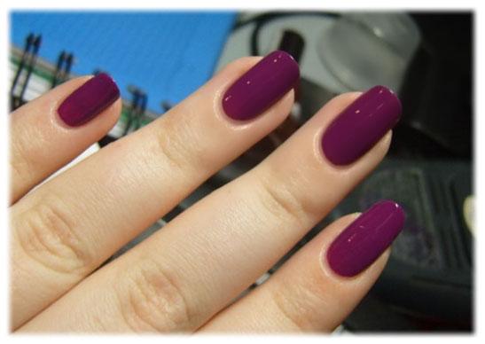 Каким лаком лучше красить короткие ногти