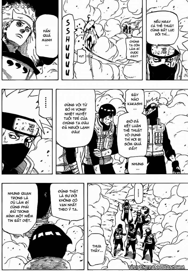 Naruto - Chapter 667 - Pic 18