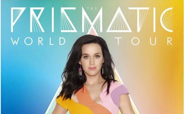 Katy Perry en Bogotá 1