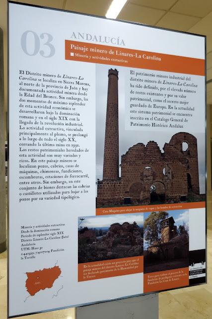 100 elementos de patrimonio industrial español. Linares