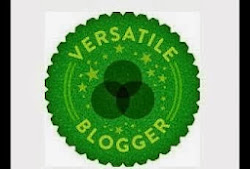 "9º y 11º Premios ""Versatile Blogger"""